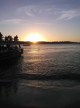 Tibau do Sul Beach : Pôr do Sol em Tibau do Sul