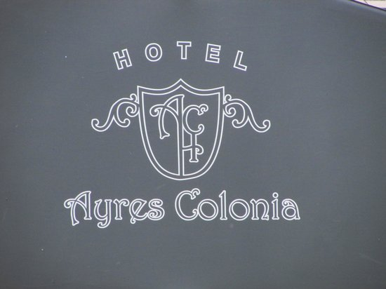 Ayres Hotel: Entrada