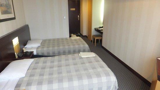 Hotel Keihan Universal Tower: 部屋