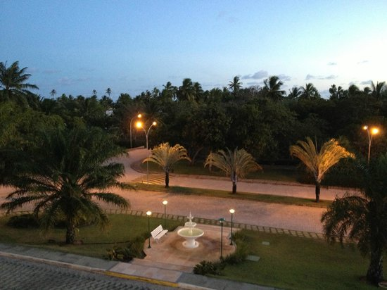 Bahia Plaza Hotel : Sunset