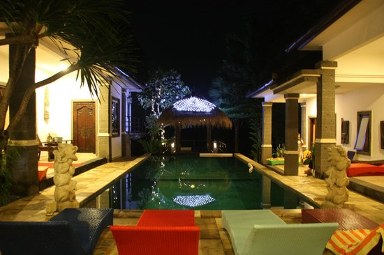 Balam Bali Villa : Piscine