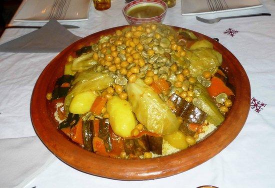 Riad Dezayn : Couscous