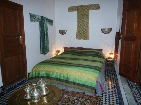 Riad Dezayn : Une chambre