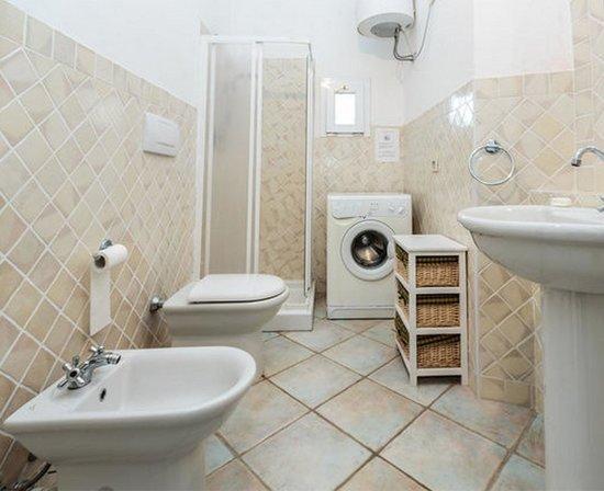 Resort Cava Francese: Il bagno