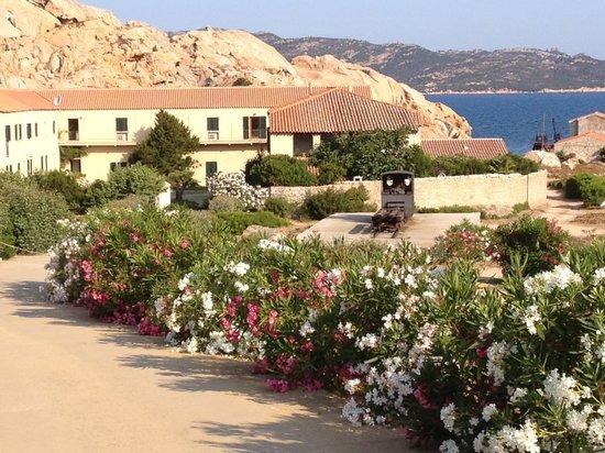 Resort Cava Francese: La veduta del residence