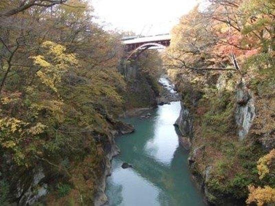 東吾妻町, 群馬県, 瀧見橋