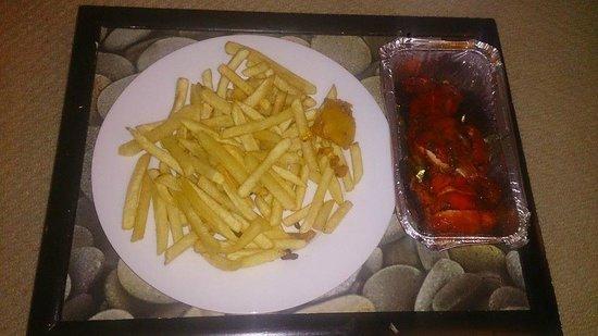 Bexhill Shiplu Tandoori: Tandoori Chicken and Chips Delivered.