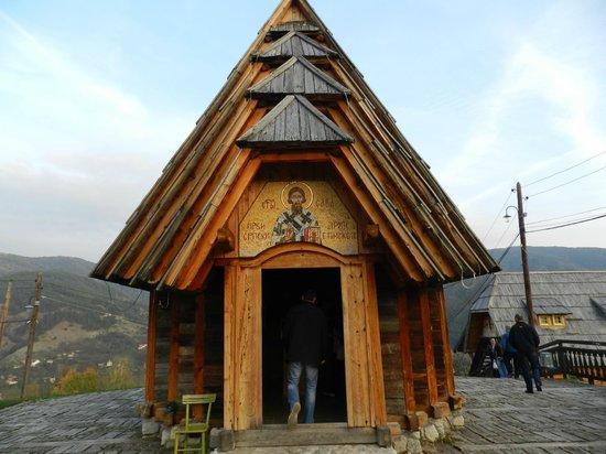 Mokra Gora, Serbia: Mechavnik