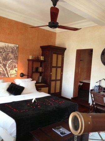 Villa de l'O : Notre chambre 1