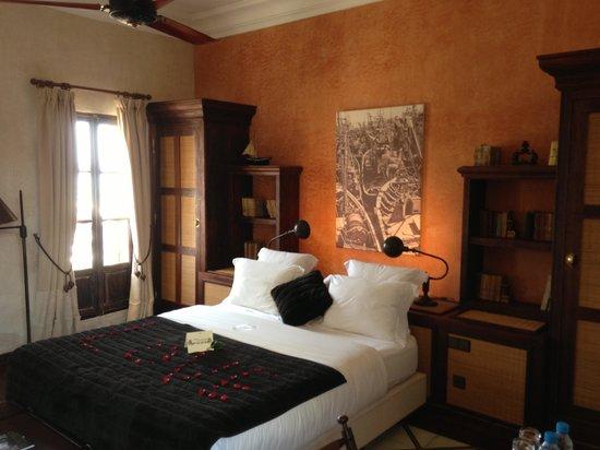 Villa de l'O : Notre chambre 2