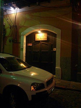 Hotel Casa Antigua: Mal hotel