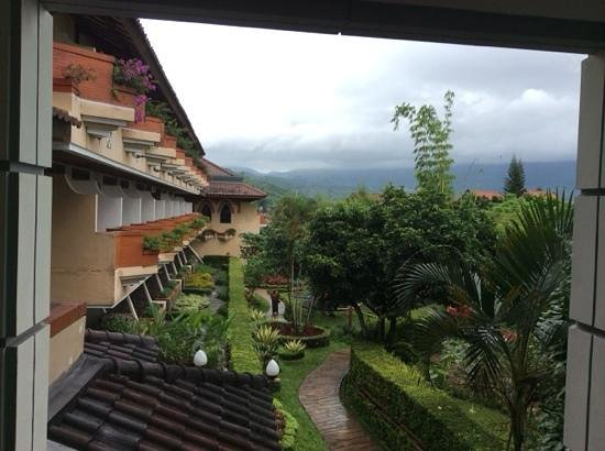 Royal Orchids Garden Hotel: hotel view
