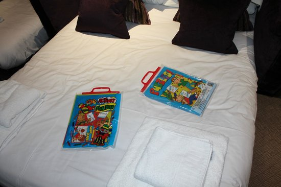 Macdonald Windsor Hotel: Gift Pack for the Kids