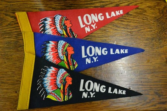 ADK Trading Post: Long Lake Pendants