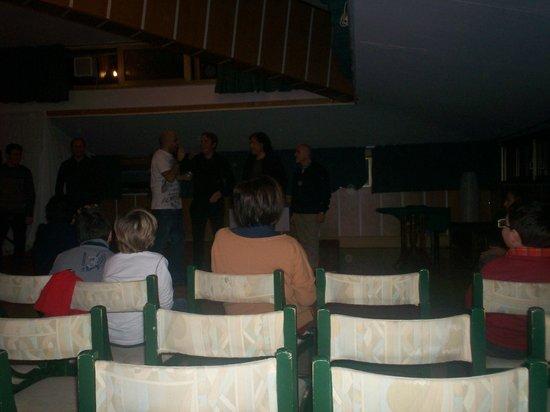 Hotel Meranda : la sala