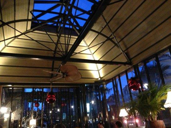 Royal Emeraude Dinard - MGallery Collection : verriere salon de thé petit dejeuner