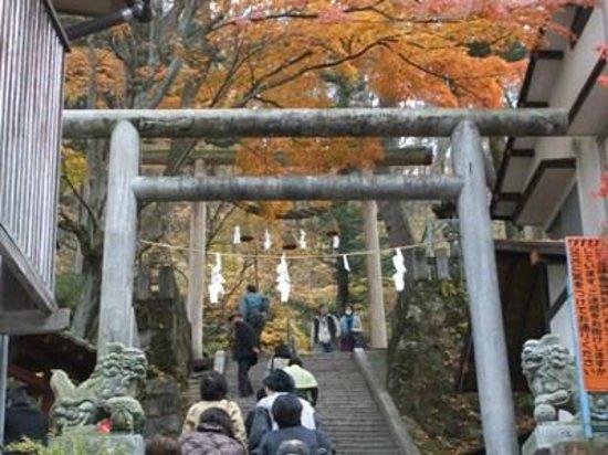 Ikaho Shrine: 伊香保神社01