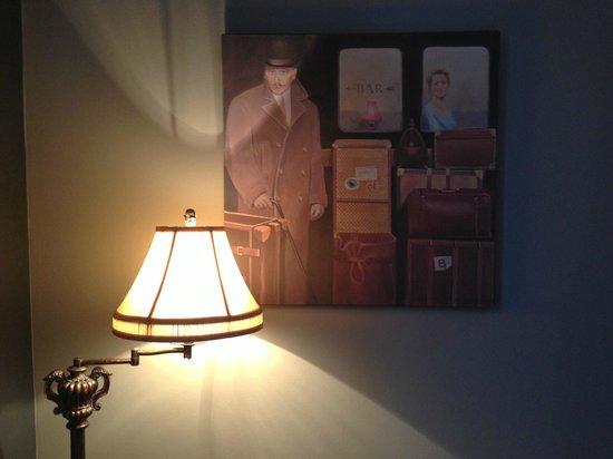 Royal Emeraude Dinard - MGallery Collection : déco chambre