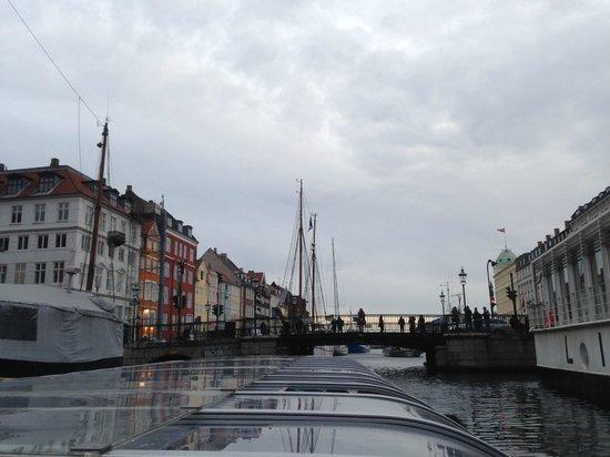 Netto Baadene Boat Tours: bateau