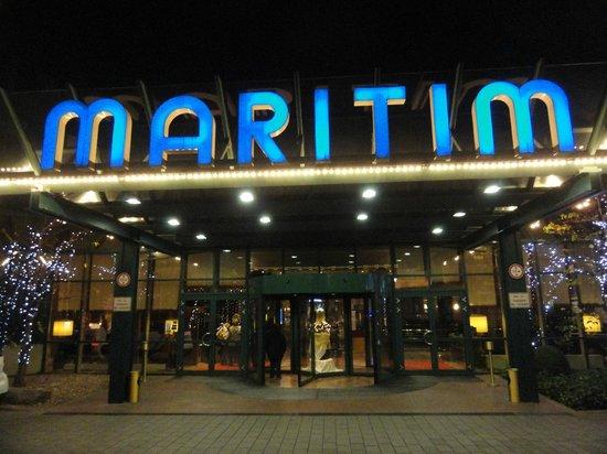 Maritim Hotel Stuttgart: Portaria