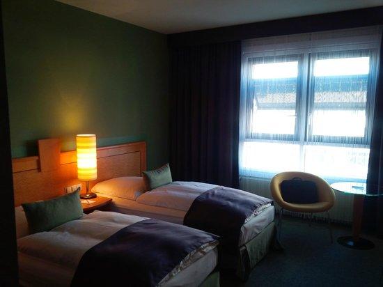 Hotel Berlin, Berlin: Twin Room