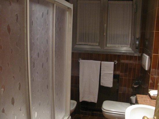Park Hotel dei Massimi : wc,clean