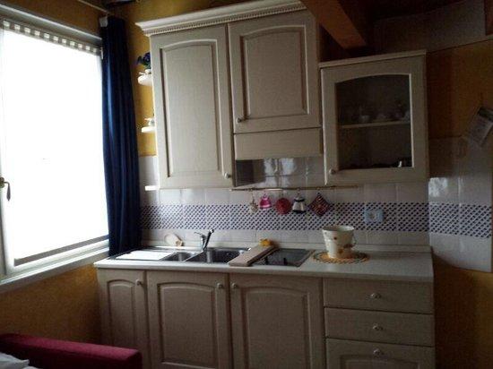 Luci sul Risorgimento: Cucina