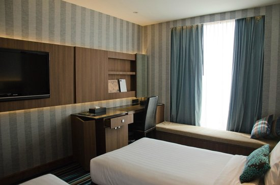 The Continent Hotel Bangkok by Compass Hospitality : Room