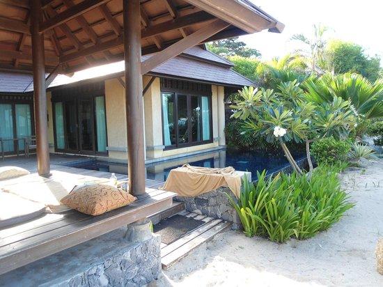 Nora Beach Resort and Spa: Sala