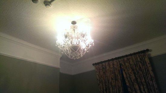 Lamb & Lion Inn: Lovely light in our room
