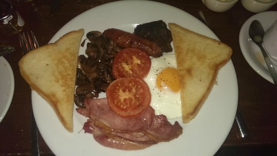 Lamb & Lion Inn: Breakfast