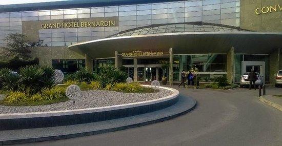 Grand Hotel Bernardin : Un bel capodanno