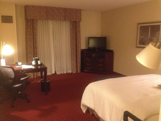 Hampton Inn & Suites Washington-Dulles International Airport: Spacious