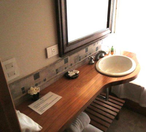 Casona DelAlto: Bathroom