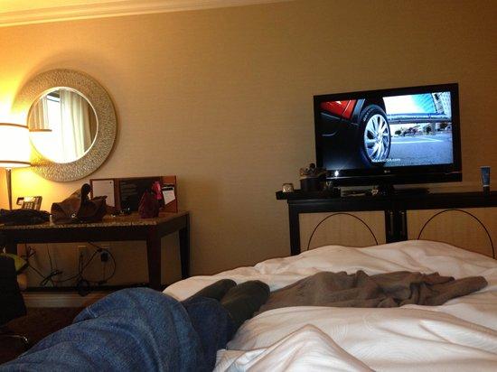 JW Marriott Atlanta Buckhead : Clean rooms