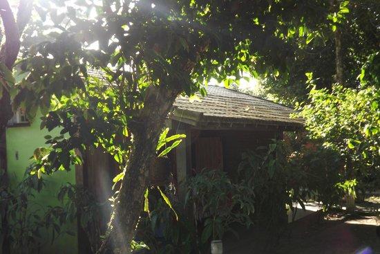 Pousada Macunaima: Jardin