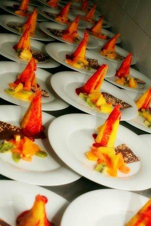 Hotel Imperiale: Frutta
