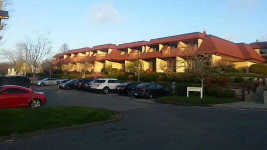 The Villages at Ocean Edge Resort & Golf Club : jeden z budynków