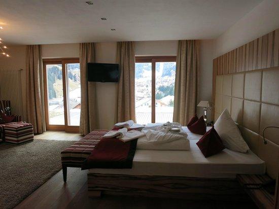 Granvara Relais & Spa Hotel: Wellness suite - view