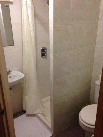 Haven Hotel: bagno