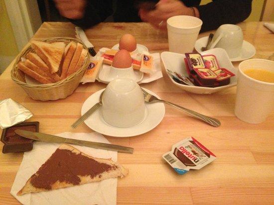 Haven Hotel: colazione 1