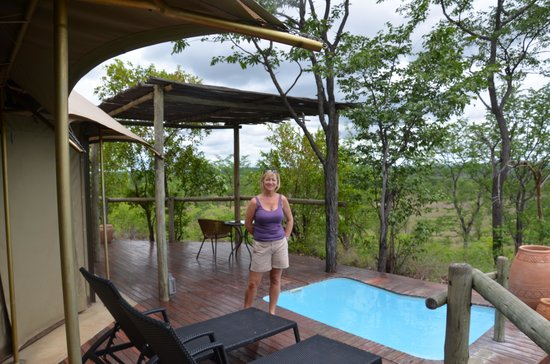 The Elephant Camp: tented bliss