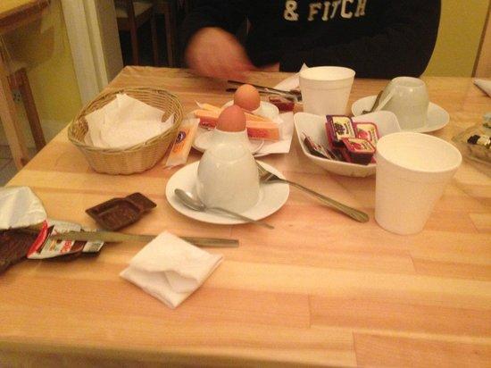 Haven Hotel: colazione 2
