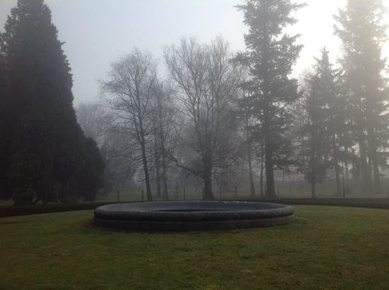 Hotel Chateau Kotera : garden