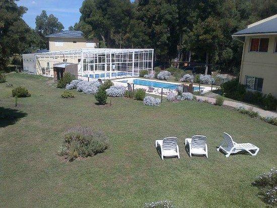 Las Lomas Suites & Spa : pileta