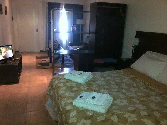 Las Lomas Suites & Spa : habitacion