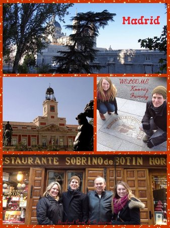 Madrid Cool and Cultural : Madrid Zero Miles