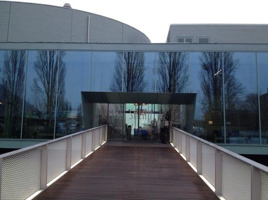 Termali Salini & Spa Locarno: ingresso