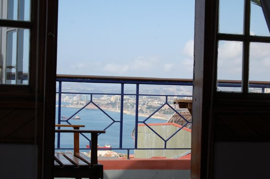 Hotel Casa Thomas Somerscales: Day View
