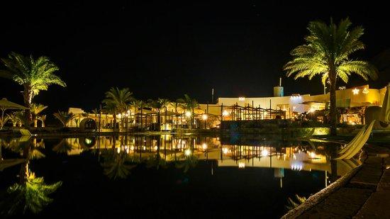 Le Meridien Dahab Resort: Evening